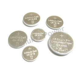 Coin Batteries (CR & ER Series)
