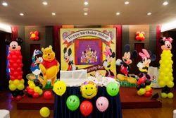 Birthday Party DJ Artist Management Services