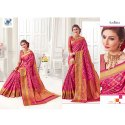 Aadhira Fancy Party Wear Silk Saree