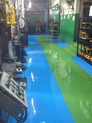Heavy Duty Epoxy Floor Coating Service