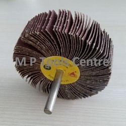 Mop Wheel - Spindle Flap Abrasive For Pencil Die Grinder