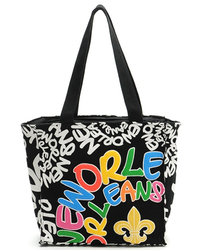 Poly Cotton Printed Bags