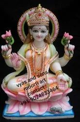 Marble Lakshmi Statue for Home