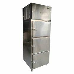 SS Cold Rack Freezer