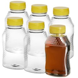 400ml Honey PET Jar