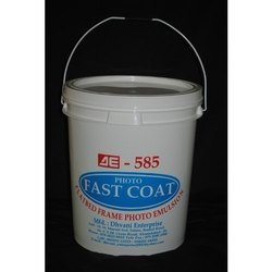 Fast Coat Photo Emulsion