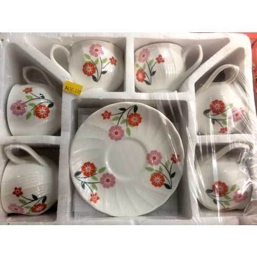 Cup Plate Set  sc 1 st  IndiaMART & Cup Plate Set Cup Plate Set - Ishanvi Gift Collection Howrah | ID ...