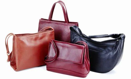 aa317d82a39e China 2018 New Fancy Lady Fashion Pu Leather Fabric. Plain Rexine Fancy  Handbags. Plain Rexine Fancy Handbags Rs 1350 Piece Aqsa Marketing Id