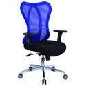 7370 Revolving M/b Mesh Chair