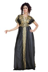 Tunisian Culture Walima Gown Maxi Dress