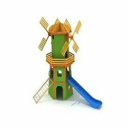 Windmill Slide Play House