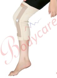 Elastic Tubular Knee Support With Hinges (Single) -Premium