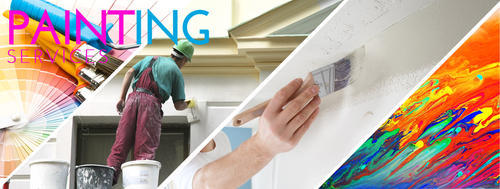 Waterproofing Services Industrial & Commercial Painting Services, West  Bengal, | ID: 19938769648