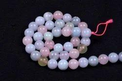 Morganite 8 mm Beads