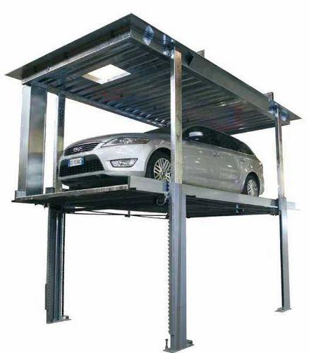 Basement Parking Lift At Rs 625000 Piece Kakrola New Delhi Id