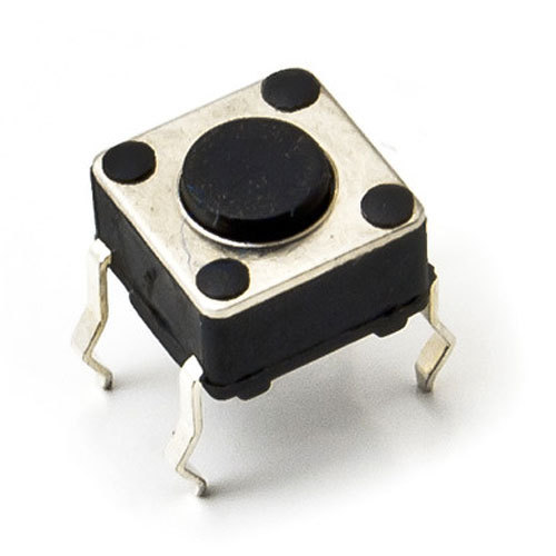 Tactile Switch at Rs 5/piece | टैक्टाइल स्विच - J. B. Electronics,  Hyderabad | ID: 11548101455