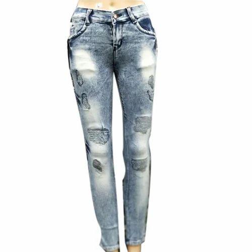 33551fdecf3 Slim Fit Denim Girls Modern Jeans