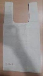 100% cotton U Cut Bags