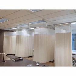 SP Plain Hospital Track Curtains
