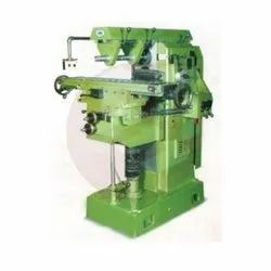 Semi Geared Horizontal Milling Machine - Heavy Model