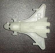 G.I.D Fighter Plane Promotional Toy