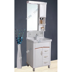 TOYO White Single Sink Vanities, For Home