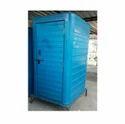 Modular Mobile Toilet