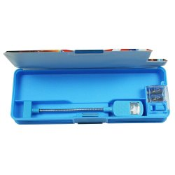 pencil box with led lamp