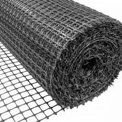 Polyester Biaxial Geogrids 50 kN