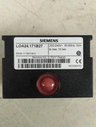 Siemens Oil Burner Controller, LOA 24.171B27
