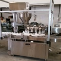 Automatic High Speed Heads Continuous Motion Rotary Augur Filling Machine