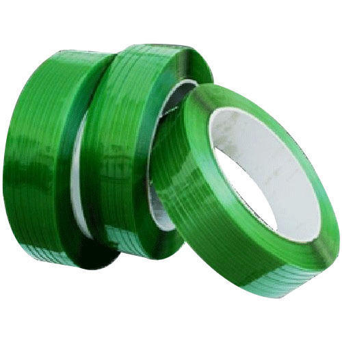 Green PET Polyester Strap Roll, Size: 9 to 19 mm