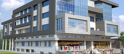 Commercial Shopping Complex Construction Service