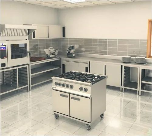 Commercial Kitchen Designers, 3d Interior Design Available: Yes