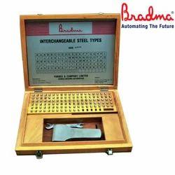 Bradma Die Hard Interchangeable Steel Types (Ists)