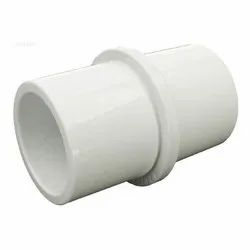 33 Mm To 114 Mm UPVC White Pipes, for Utilities Water, Thickness: 5 Mm
