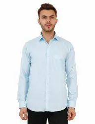 Light Firozi Colour Formal Shirt