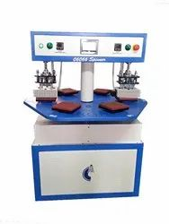 0606 Spinner Label Transfer Fusing Machine