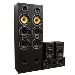 Taga Harmony TAV-506 V.2 540W RMS 5.0-CH Home Cinema Speaker Set