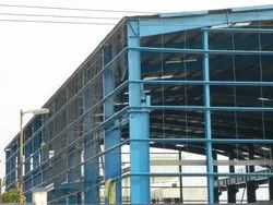 Prefabricated Steel Building, For industry
