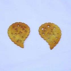 Yellow Agate Pair