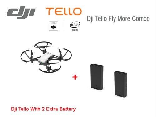 Dji Tello Drone Camera Battery Combo