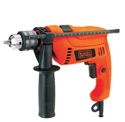 550 W Black & Decker Drill Machine BD HD555, Diameter: 13 mm