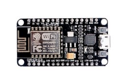 Nodemcu ESP8266-12 CP2102 Based with Motor Driver