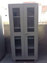 Metal Library Cupboard