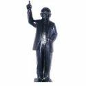 Dr B.R. Ambedkar Black Marble Statue