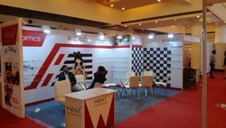 Fabricated Exhibition Stall Services, For Advertising