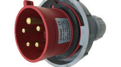 Industrial Plug - IP 67- 32A 5PIN