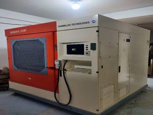 Charmlles Wire Cut EDM Machine- Robofil 510
