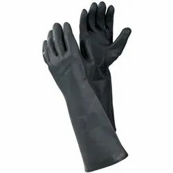 Neoprene Black Gloves